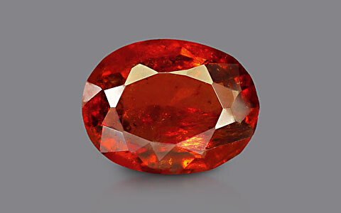 Hessonite - 4.66 carats