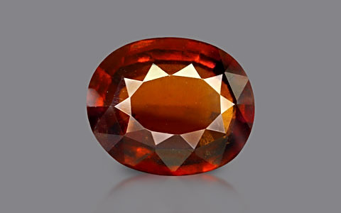 Hessonite - 7.22 carats
