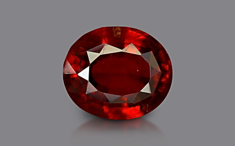Hessonite - 6.26 carats