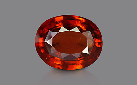 Hessonite - 7.91 carats