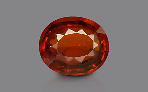 Hessonite - 7.04 carats