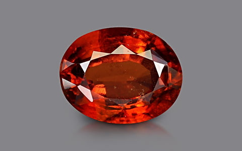 Hessonite - 5.20 carats