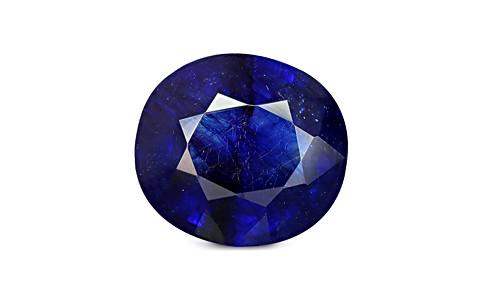 Blue Sapphire - 7.36 carats