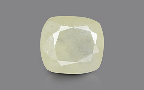 Yellow Sapphire - 4.48 carats