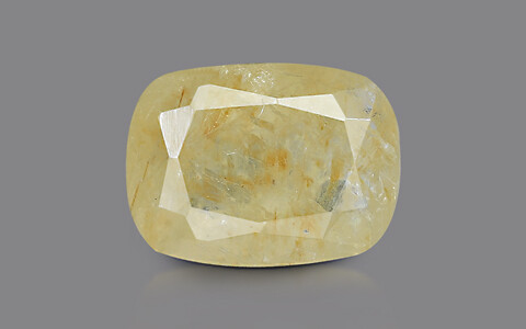 Yellow Sapphire - 3.74 carats