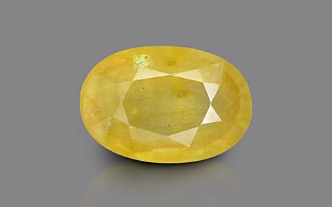 Yellow Sapphire - 6.23 carats