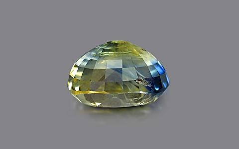 Pitambari Neelam - 3.67 carats