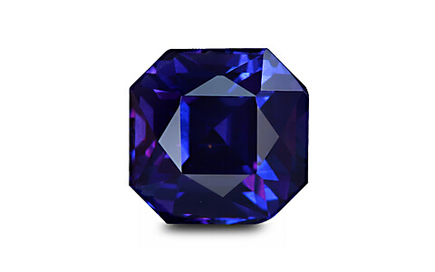 Purple Sapphire (Heated) - 3.30 carats