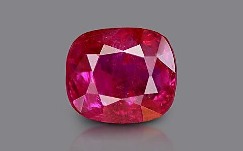 Ruby - 2.43 carats