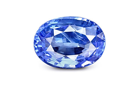 Blue Sapphire - 6.54 carats