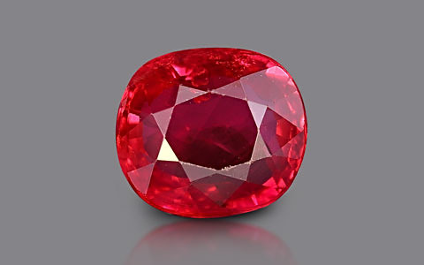 Ruby - 1.01 carats