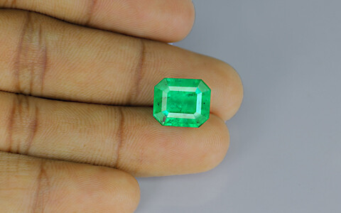 Emerald - 7.73 carats