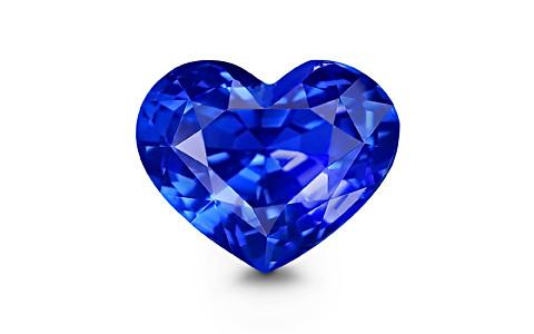Cornflower Blue Sapphire - 3.27 carats
