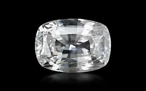 White Sapphire - 7.95 carats