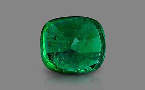 Minor Oil Emerald - 4.39 carats