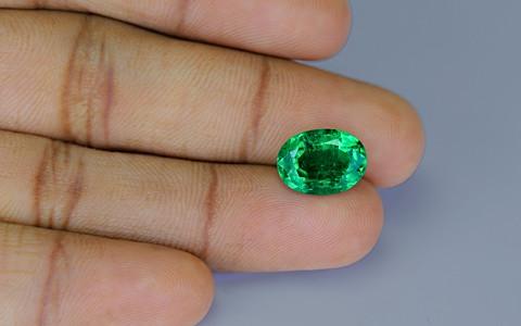Emerald - 4.76 carats