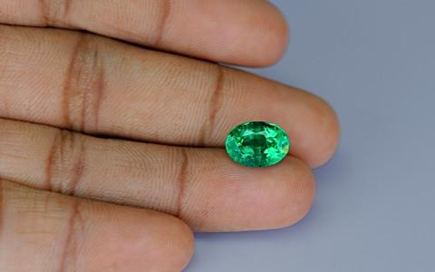 Emerald - 4.84 carats