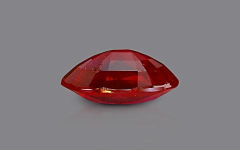 Ruby - 1.04 carats