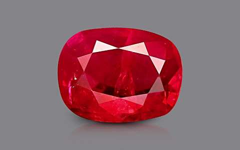 Pigeon Blood Ruby - 2.27 carats