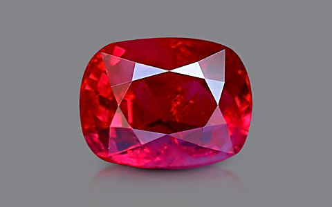 Pigeon Blood Ruby - 2.30 carats