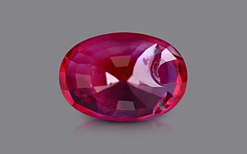 Ruby - 2.38 carats