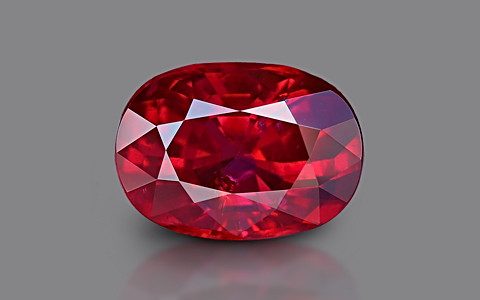 Pigeon Blood Ruby - 3.15 carats