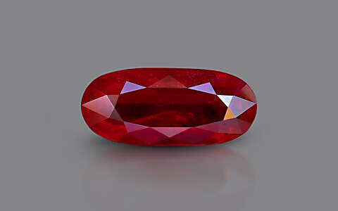 Pigeon Blood Ruby - 3.31 carats