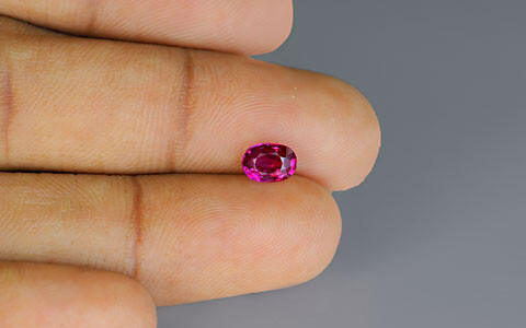 Ruby - 1.02 carats