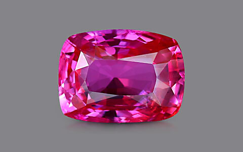 Ruby - 4.02 carats