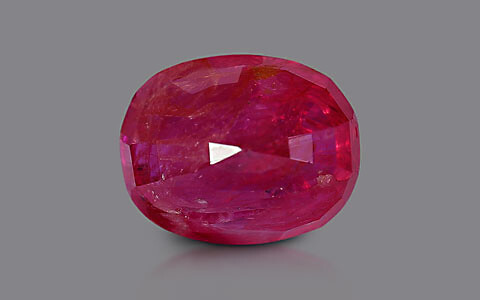 Ruby - 11.72 carats