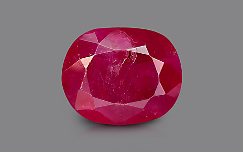 Ruby - 4.04 carats