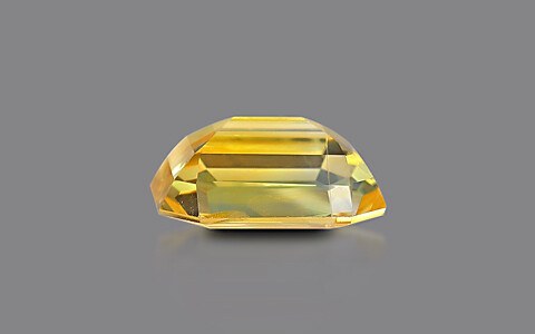 Yellow Sapphire - 6.71 carats