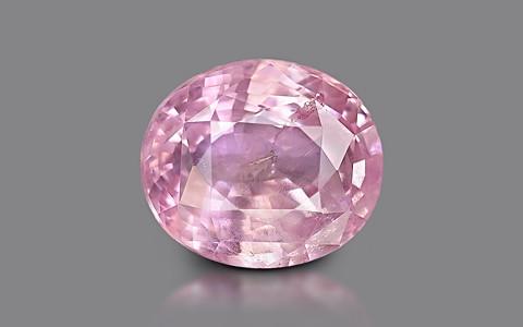 Padparadscha - 4.98 carats