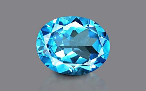 Swiss Blue Topaz - 2.47 carats