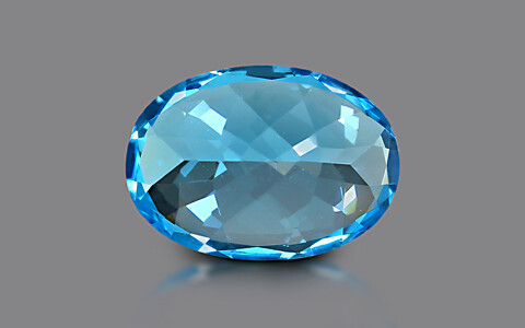Swiss Blue Topaz - 6.65 carats