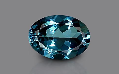 London Blue Topaz - 6.10 carats