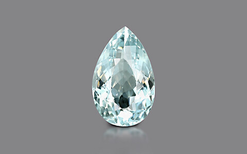 Aquamarine - 3.86 carats