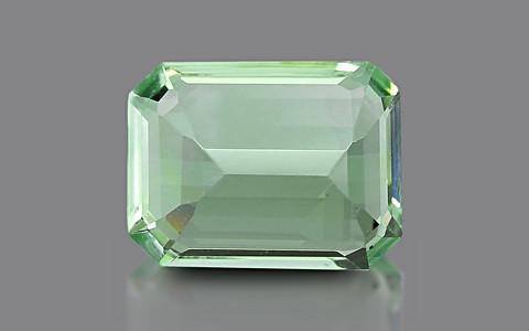 Green Amethyst (Prasiolite) - 10.77 carats