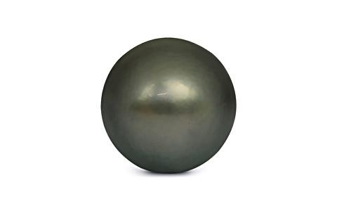 Black Tahitian (Cultured) Pearl - 7.09 carats