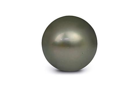 Black Tahitian (Cultured) Pearl - 6.47 carats