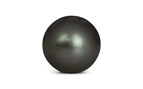 Black Tahitian (Cultured) Pearl - 6.86 carats
