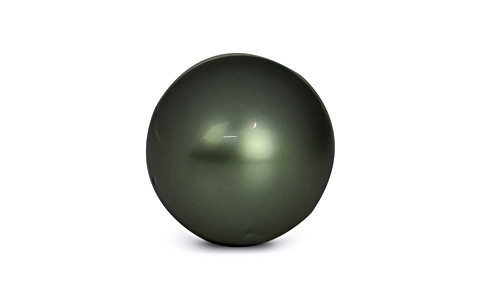 Black Tahitian (Cultured) Pearl - 6.47 carats