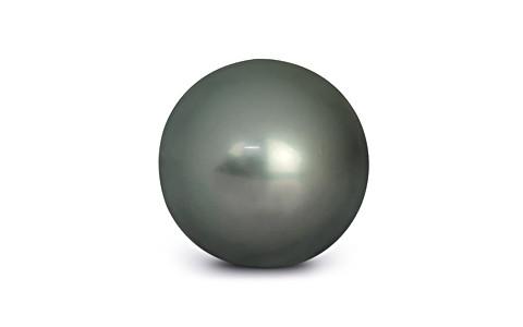 Black Tahitian (Cultured) Pearl - 7.24 carats