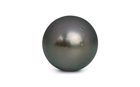 Black Tahitian (Cultured) Pearl - 8.80 carats
