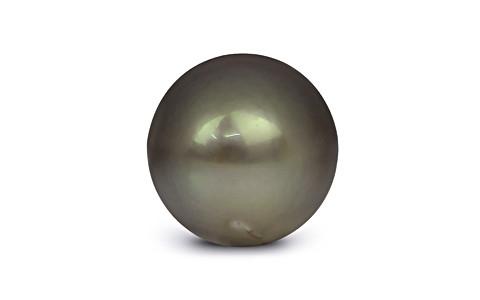 Black Tahitian (Cultured) Pearl - 6.88 carats