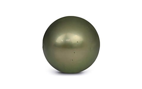 Black Tahitian (Cultured) Pearl - 6.96 carats