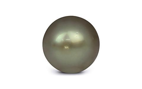 Black Tahitian (Cultured) Pearl - 7.39 carats