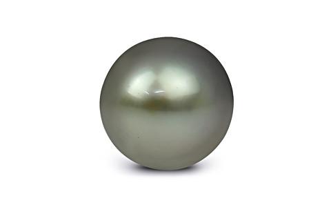 Black Tahitian (Cultured) Pearl - 6.89 carats