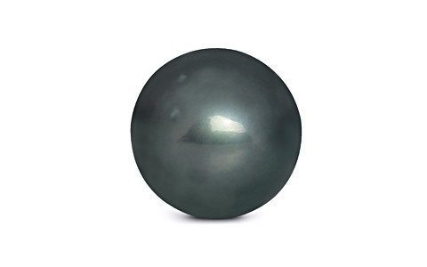 Black Tahitian (Cultured) Pearl - 9.66 carats