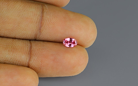 Pink Spinel - 0.48 carats